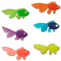 Vinyl Fancy Goldfish