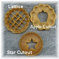 3″ Pie Toppers