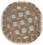 9″ Lattice Topper