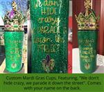 Mardi Gras Crown Cup