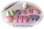 Assorted Easter / Spring Soaps