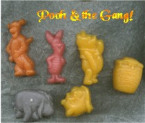Pooh and Gang Embeds