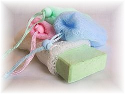 Mesh Soap Bags (SOLD OUT!)