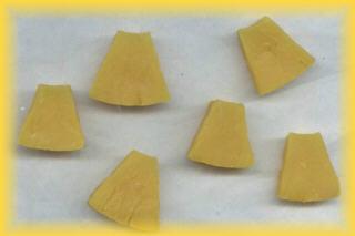 Pineapple Chunks Mold