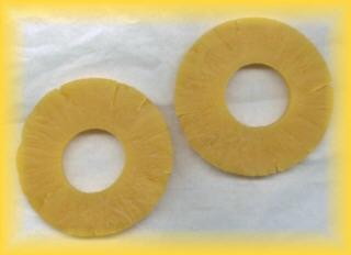 Pineapple Rings Mold